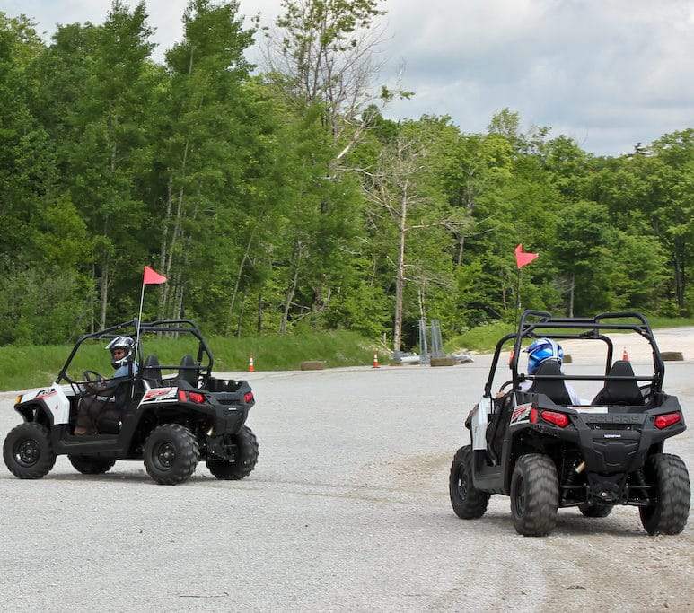 atv killington pico