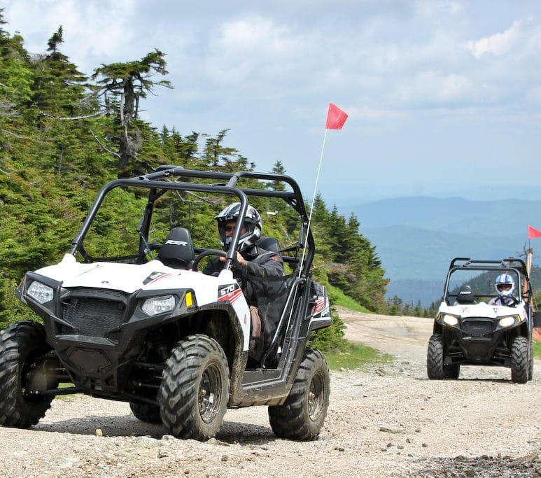 atv killington vt