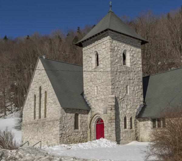 stone church killington vt