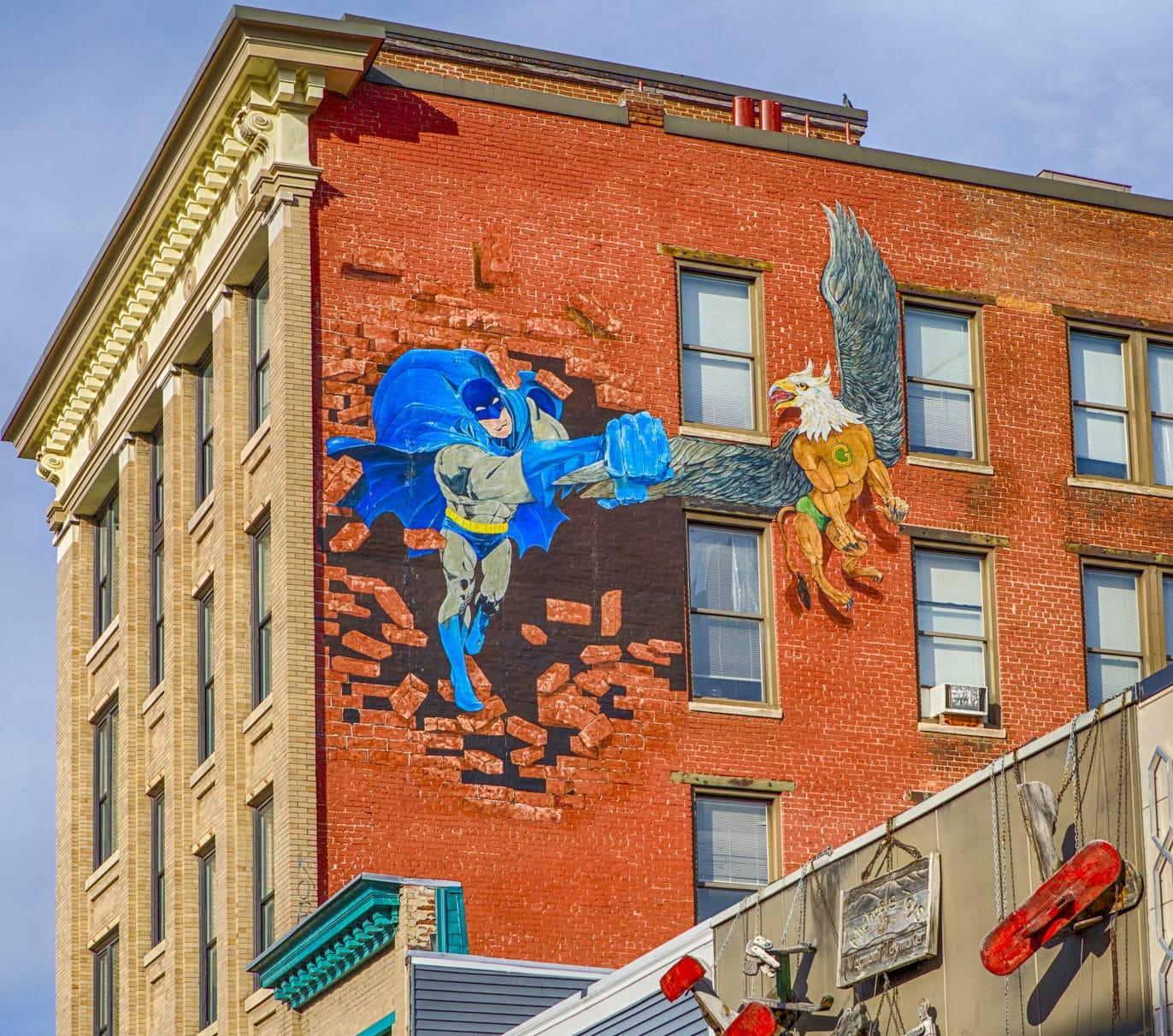 Rutland VT Mural