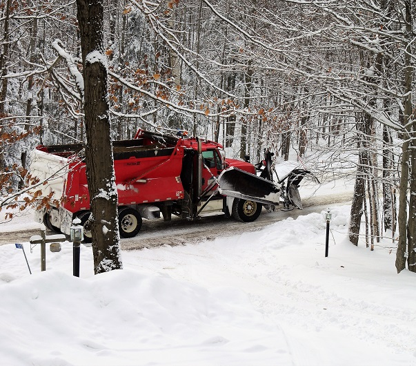 plowing services killington pico