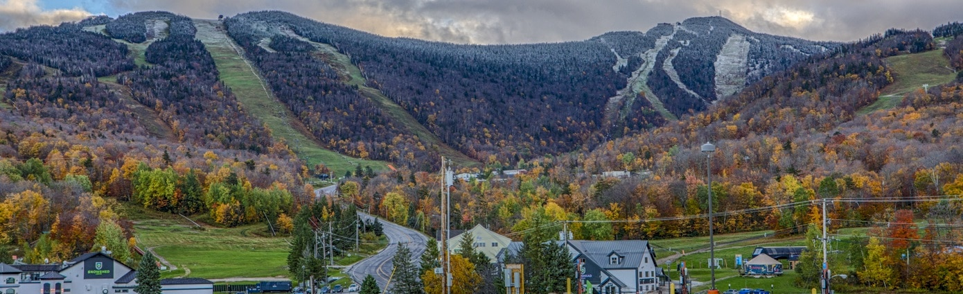 killington in the fall