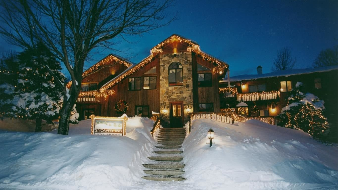Snowed Inn