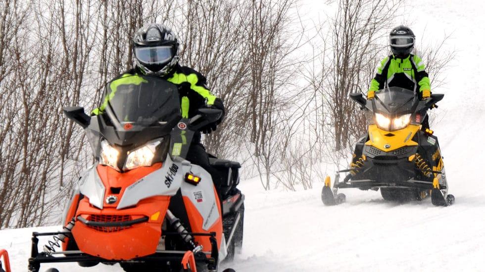 Snowmobile VT