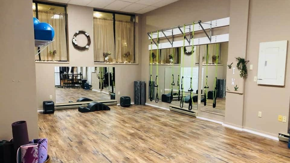 Trails Within Pilates